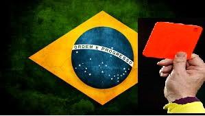 brasil red card