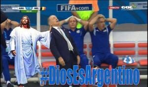 dios es argentino